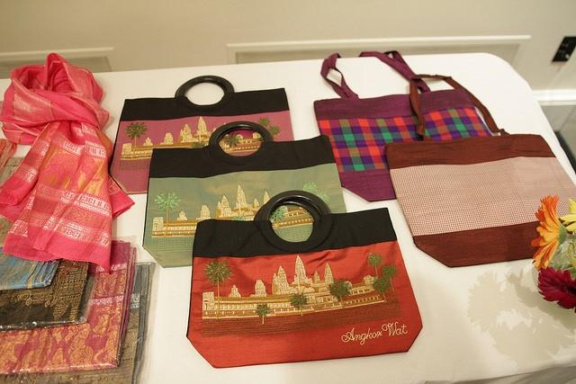 Cambodia-Merchandise