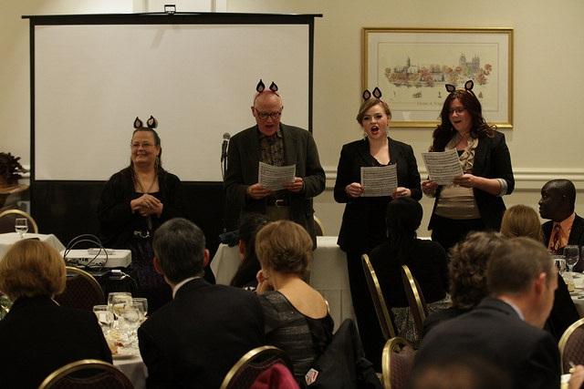 JSMB-Dinner-Singers