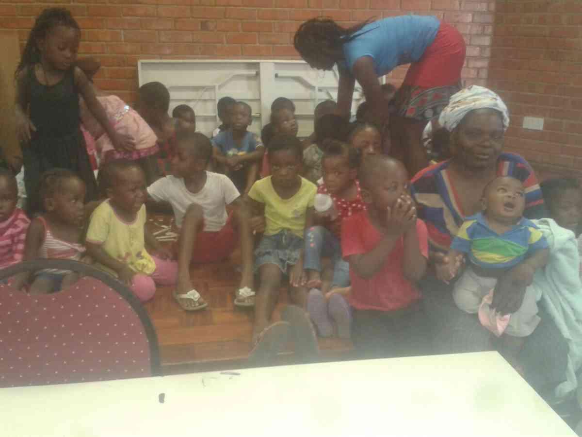 Zimbabwe Nkulumane Christmas Party 12 2016 1