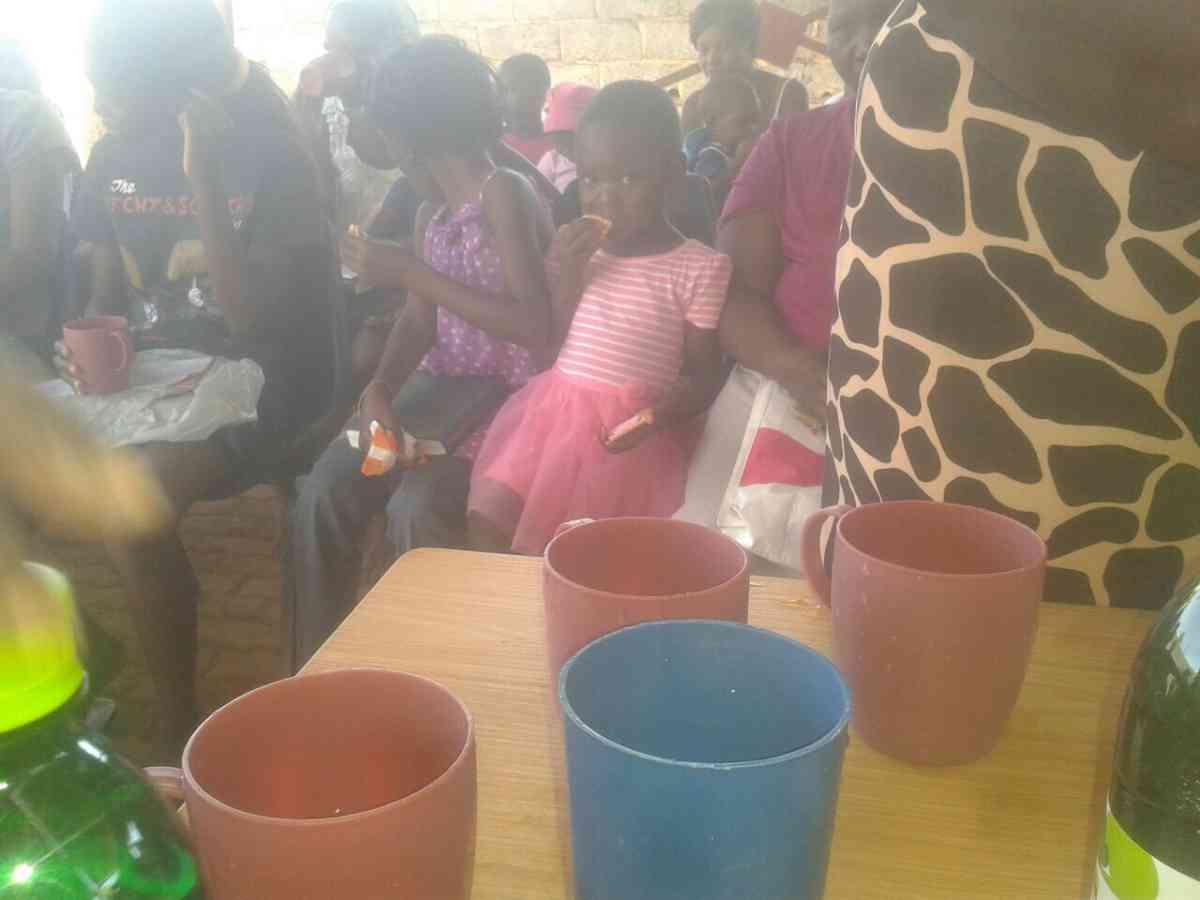 Zimbabwe Nkulumane Christmas Party 12 2016 4