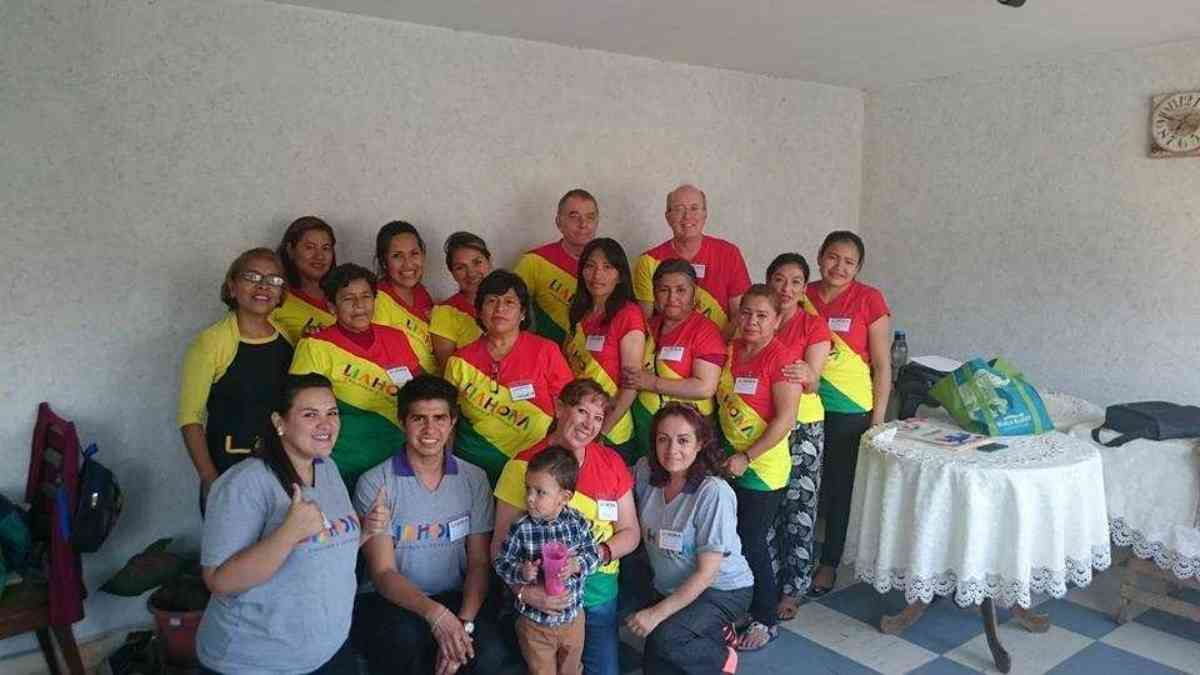 Boliva All Coordinator Training 1 17 2017