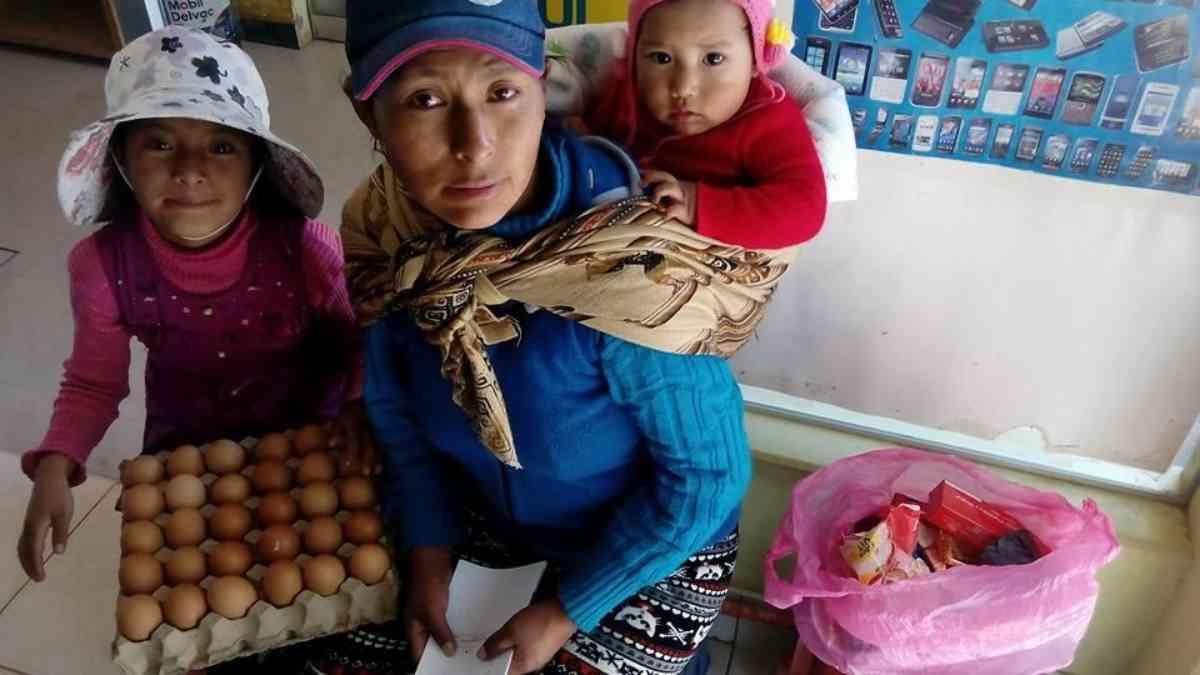 Peru Juli District Yunguyo Branch 1 13 2017