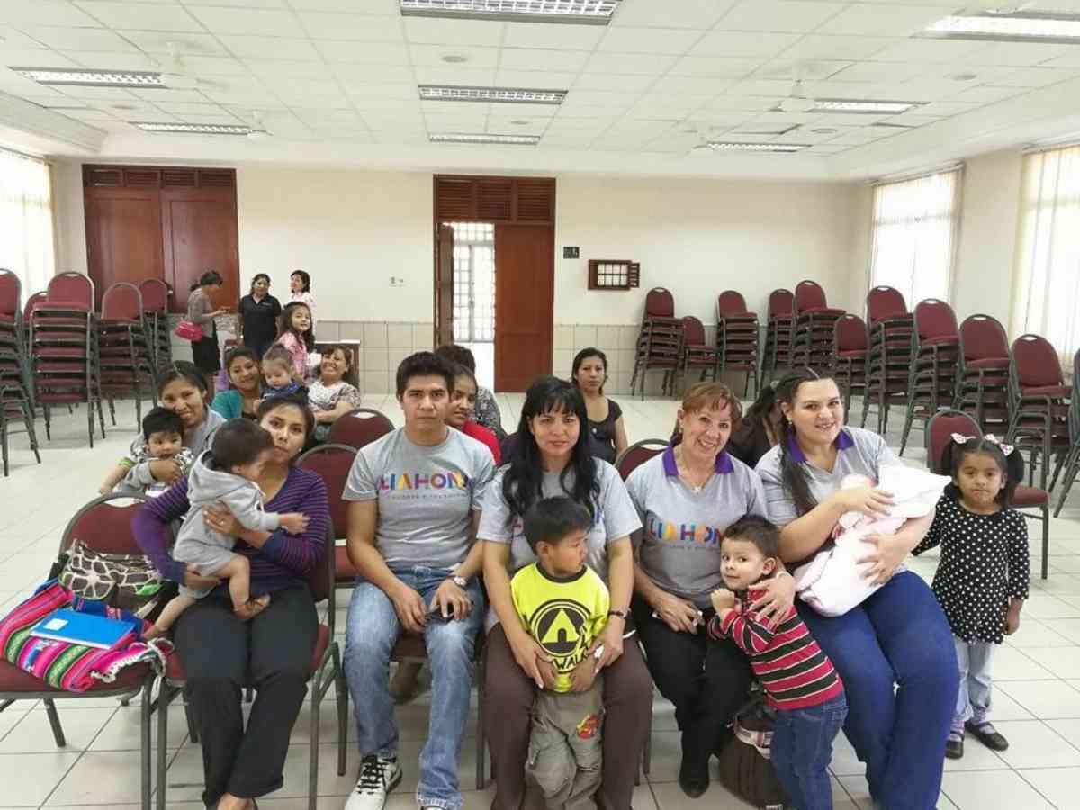 Oruro 3 10 17 Violeta Aliaza Thank You Letter
